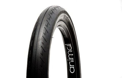 "Animal T1 Tyre 2.40"" Black Wall"