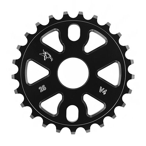 Animal V4 Sprocket 28t Black