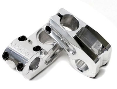 Colony Squareback BMX Stem - Polished