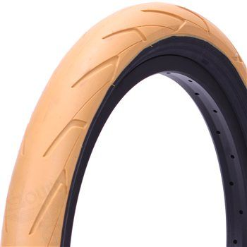 Stranger Haze Tyre - Gum With Black Sidewall 2.40""
