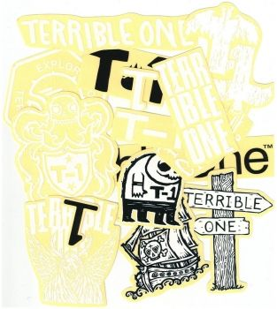 T1 Assorted Sticker Pack #2